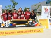 Objetivo: recorrer 2.000 kilómetros con un litro de bioetanol