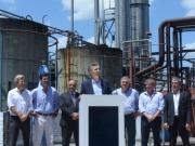 Argentina estudia elevar la mezcla de etanol con gasolina al 26%