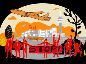 La ciudadanía apoya combustibles más sostenibles en la aviación, pero también que se reduzcan los vuelos