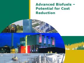 Los biocarburantes avanzados siguen necesitando bajar costes y mucha ayuda