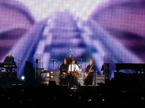 Buenos Aires: Paul McCartney ofrece un concierto energizado con biodiésel de segunda generación
