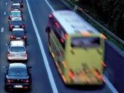 Los autobuses con biodiésel emiten menos partículas, carbono y azufre