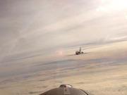 Resultados del primer vuelo de avión con 100% biojet fuel oil