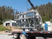 Primera planta de etanol a partir de residuos forestales