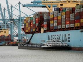 La flota mundial de buques cargueros sigue sumando biocarburante de aceites usados a sus depósitos