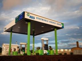 El mayor productor de biodiésel inaugura su primera estación de servicio