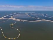 Biocarburantes de segunda generación mueven embarcaciones que restauran humedales