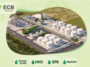 El Grubo ECB firma acuerdos de venta con British Petroleum y con Shell por más de 3.500 millones de litros de biocombustibles avanzados