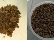 Pieles de manzanas y de patatas para producir butanol
