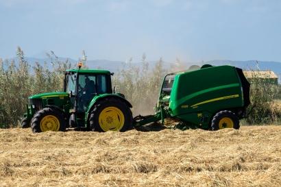 Tecnología española para once plantas de biogás con paja de arroz en la India