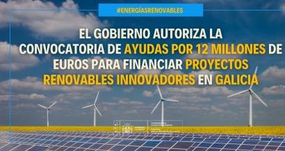 Un millón de euros en ayudas para la bioenergía eléctrica en Galicia