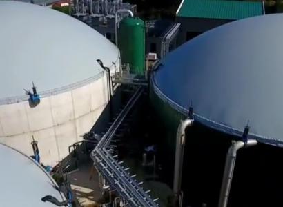 Biogastur desmiente las acusaciones de malos olores de la planta de Navia
