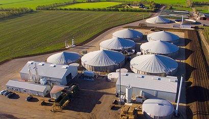 Seminario de biogás en Expobiomasa