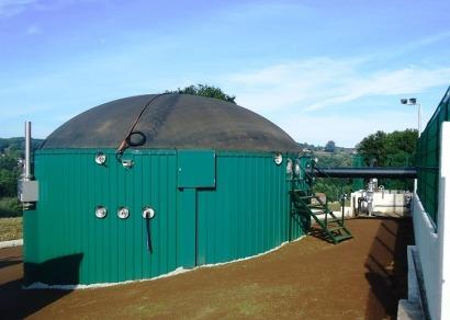 Nueva planta de biogás agro-ganadero en Galicia