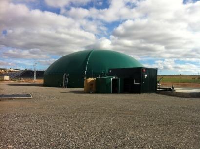 Biogás: plantas de dos en dos para superar la moratoria renovable