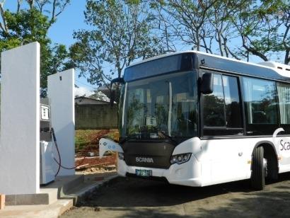 En Itaipú (Brasil) ya tienen un autobús impulsado a biogás