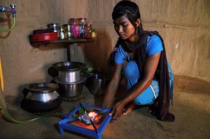 Linkin Park promueve el biogás seguro en Nepal