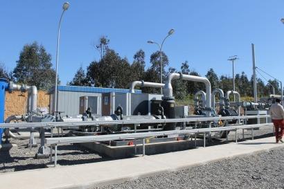Valparaíso: Inauguran la primera planta de biogás de la región