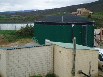 Alternativas del biogás: el autoconsumo térmico