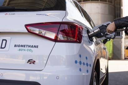 Cuando el contenedor marrón sirve para producir biometano que mueve coches