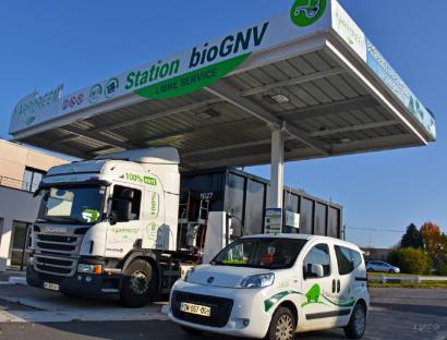 Un estudio revela que el biometano es el combustible que menos CO2 emite en el transporte