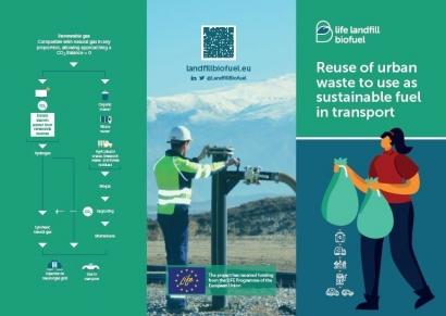 Un proyecto LIFE para aprovechar y extender más la producción de biometano desde vertederos