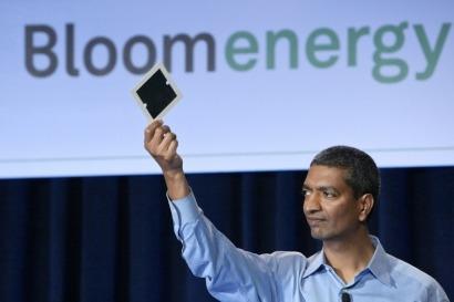 eBay elige pilas de combustible con biogás para su mayor central de datos