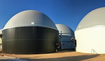 Verano clave para una de las mayores plantas de biometano agroindustrial de España