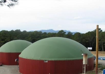 El Banco de Desarrollo financia dos proyectos de biogás con más de 4 millones de dólares
