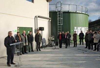 El Parlamento de Navarra crea una comisión de investigación sobre la planta de biogás de Ultzama