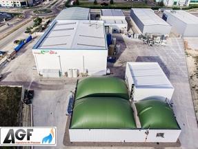 Una industria en Burgos cambia satisfactoriamente gas natural por biometano