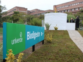En la Universidad del Litoral un biodigestor genera 4 mil litros de biogás diarios a partir de desechos del comedor estudiantil