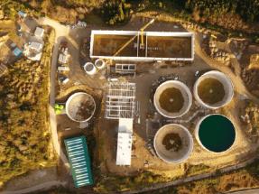 Biogastur culmina la construcción de la mayor planta de biogás agroindustrial