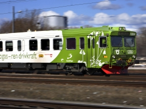 ¿Y si resulta más barato el biogás que la electricidad para mover trenes?