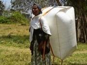 Con el biogás a la espalda