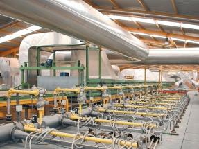 El biogás, firme candidato para reducir emisiones en la industria de la cerámica