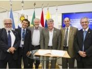 Itaipú exporta a Uruguay su modelo de producción de biogás
