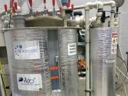 Planta piloto en Manresa para producir biogás con suero lácteo