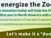 El zoo de Detroit también quiere biogás de caca animal