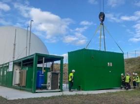 En marcha la primera planta que convierte biogás en biometano con procesos biológicos