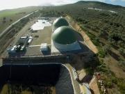 Primera planta de biogás agroindustrial en Andalucía, sin primas y a pesar de la Junta