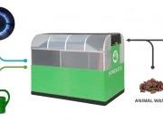 Autoconsumo con biogás en casa: un kilo de basura orgánica para una hora de cocina