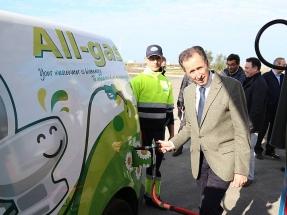Siete coches con biometano en más de siete años de All Gas