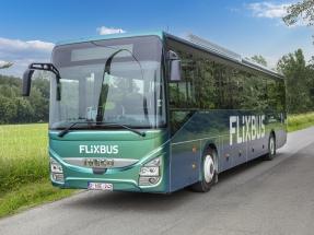 Primeros viajes internacionales de autobuses con biometano entre países de Europa