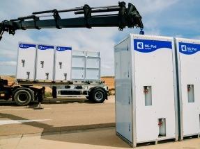 Equipos de suministro de biometano viajan de España a Finlandia y Colombia