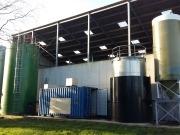 Fertilizantes que rentabilizan a la vez plantas de biogás y cultivos de maíz