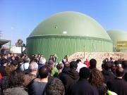 Nueva planta de biogás con denuncia de la política energética