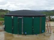 """El biogás """"cae en la lona"""" con el proyecto de reforma eléctrica"""
