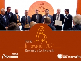 El biogás también contará con premio a la innovación en Expobiomasa