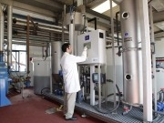 Inaugurada una planta piloto que reduce un 40% el consumo energético de las depuradoras